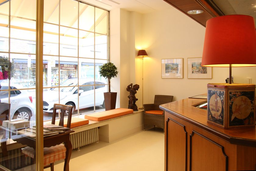 Lobby ANDI Stadthotel