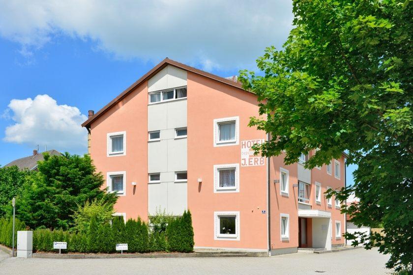 Außenansicht Hotel Erb Dependance München Parsdorf