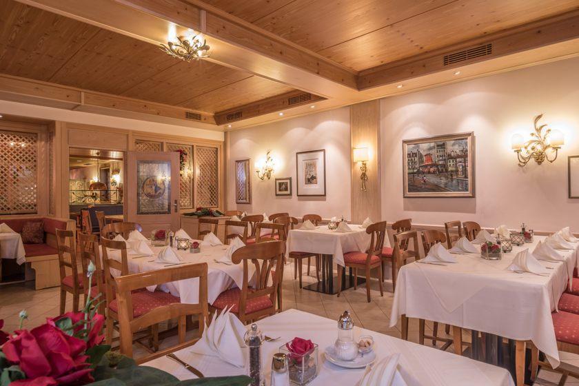 Restaurante - Kaminstube