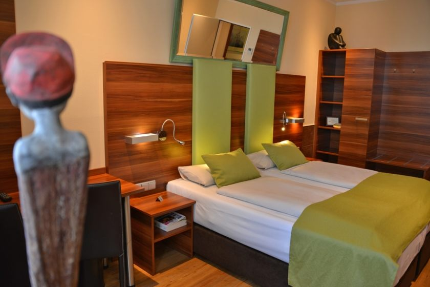 Doppelzimmer/Zweibettzimmer