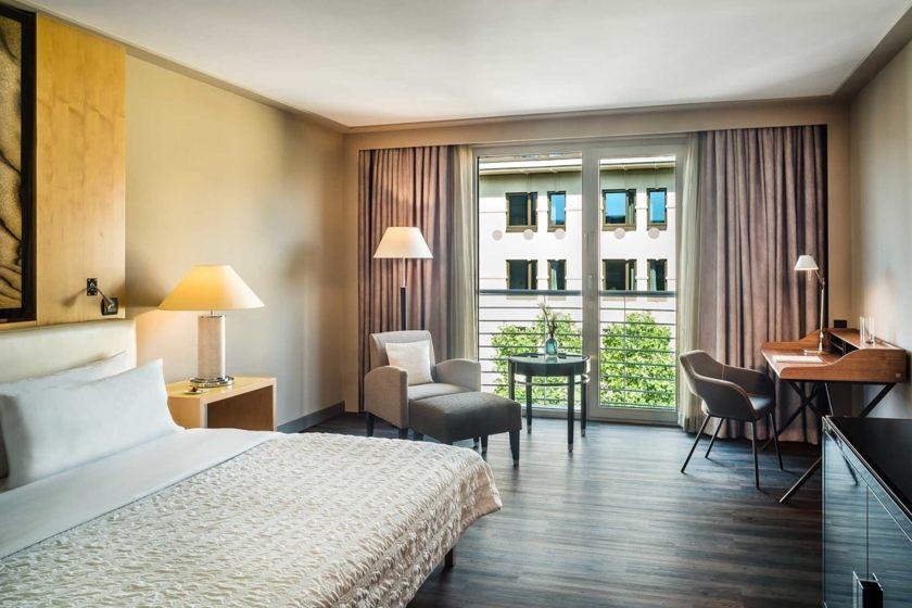 Le Méridien Munich - Deluxe Chic room