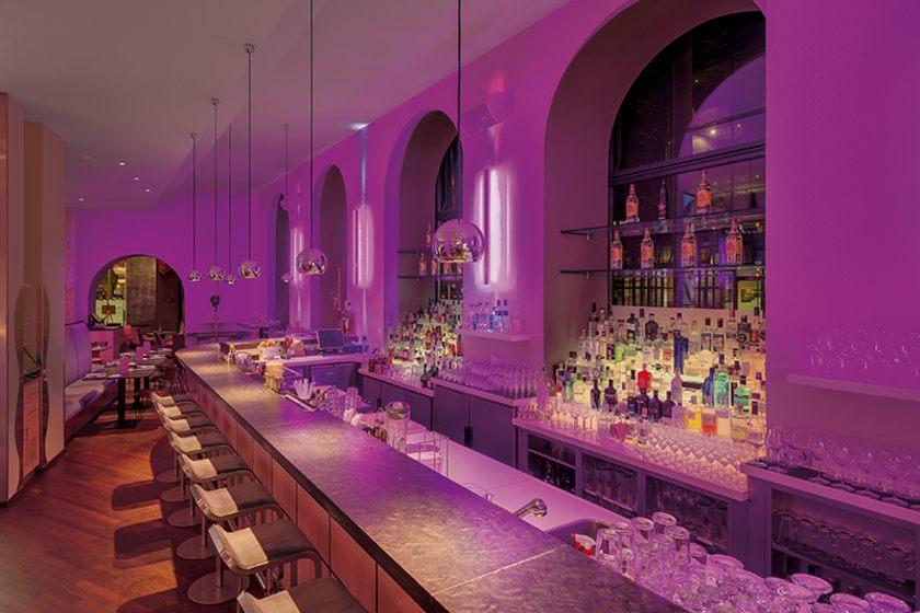 anna restaurant & bar by Geisel