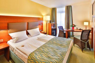 DE LUXE Doppelzimmer  De LUXE double room