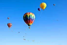Testballonfahrt