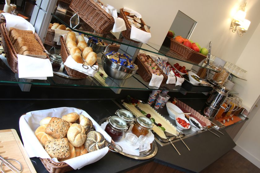 Continental Breakfast Buffet at ANDI Stadthotel