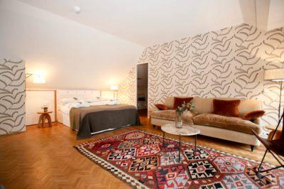 CORTIINA Maisonette Suite