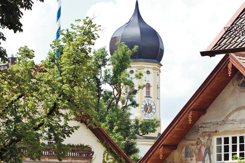 Ensemble Brauereigasthof Hotel Aying