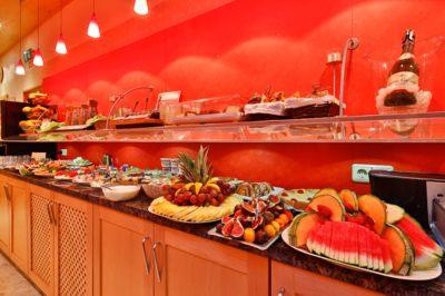 Frühstücksbüfett  breakfast buffet
