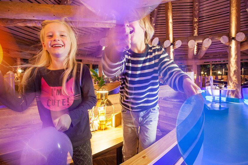 Hafen Restaurant mit Kindern