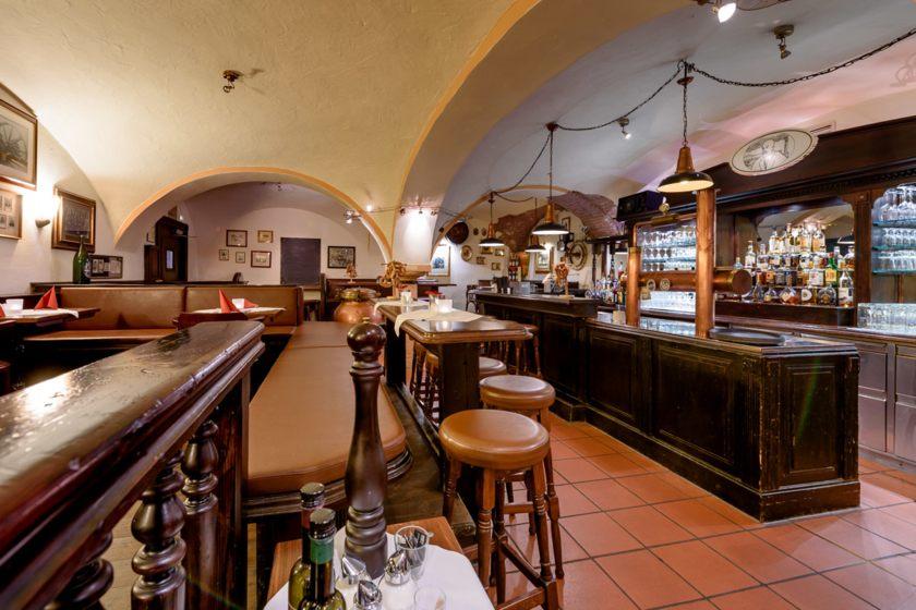 Bar / Restaurant Dampftheo