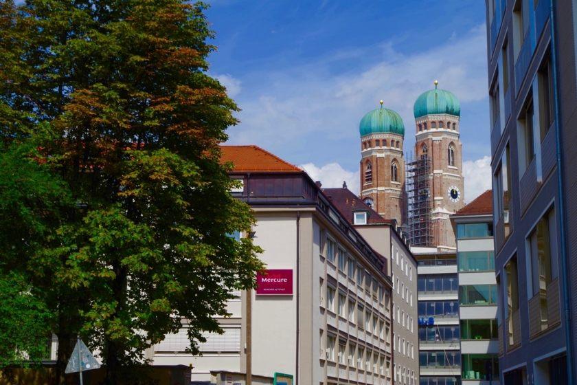 HOTEL Mercure Munich Altstadt
