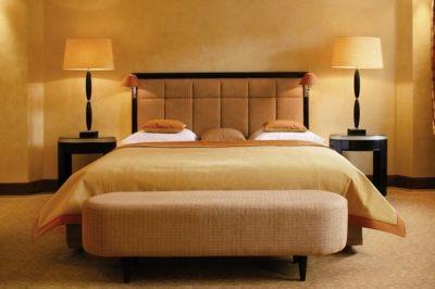Doppelzimmer Deluxe; Graf Pilati gelb
