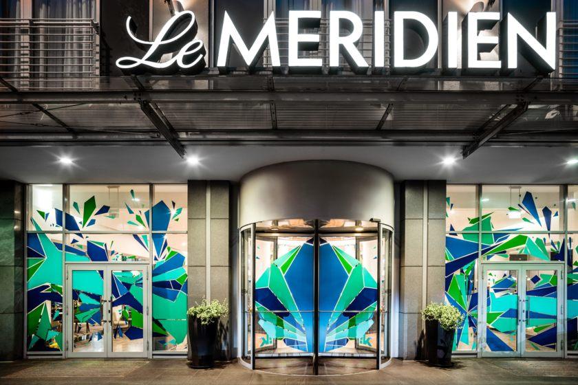 Le Méridien Munich - Entrance