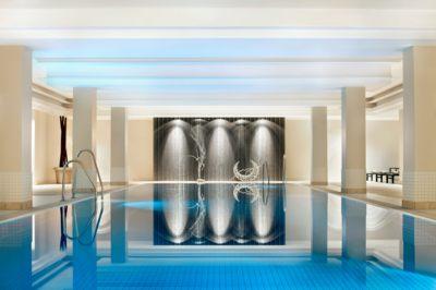 Pool Le Méridien Munich