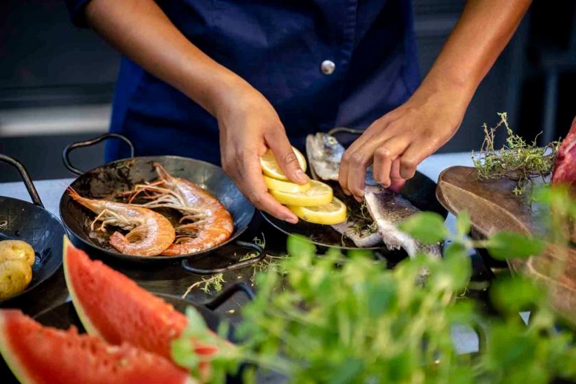 Küche Grill Best Western Plus Hotel Erb Parsdorf-München
