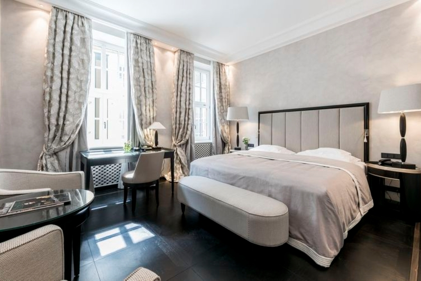 Double Room Deluxe (Graf Pilati)