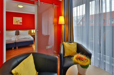 Suite/Familienzimmer   Suite/Family room
