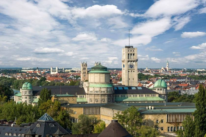 Deutsches Museum 2170s