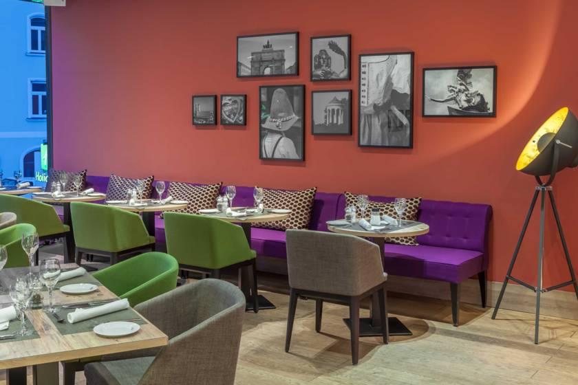 Holiday Inn München City Center Restaurant