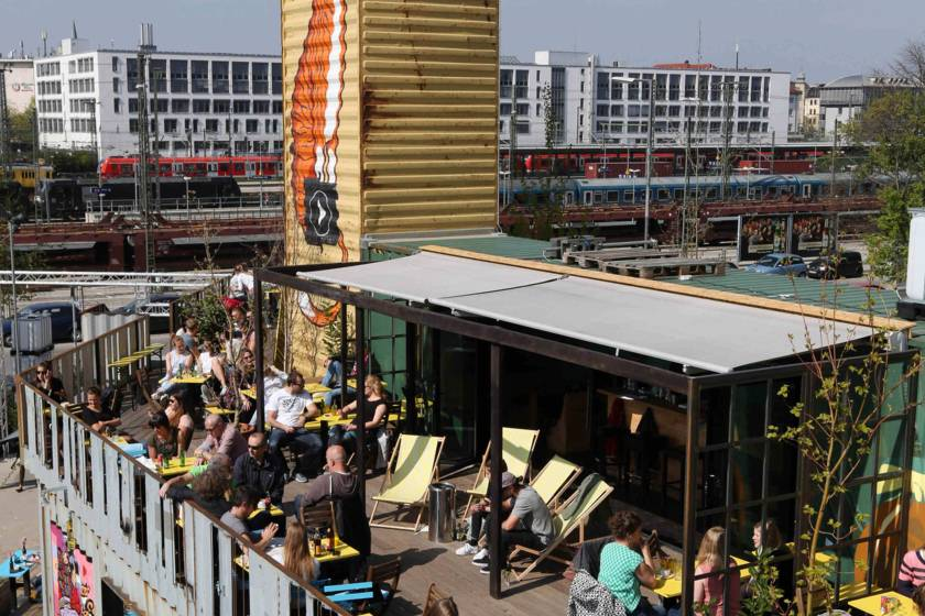 Container Collective Werksviertel Terrasse 2273s
