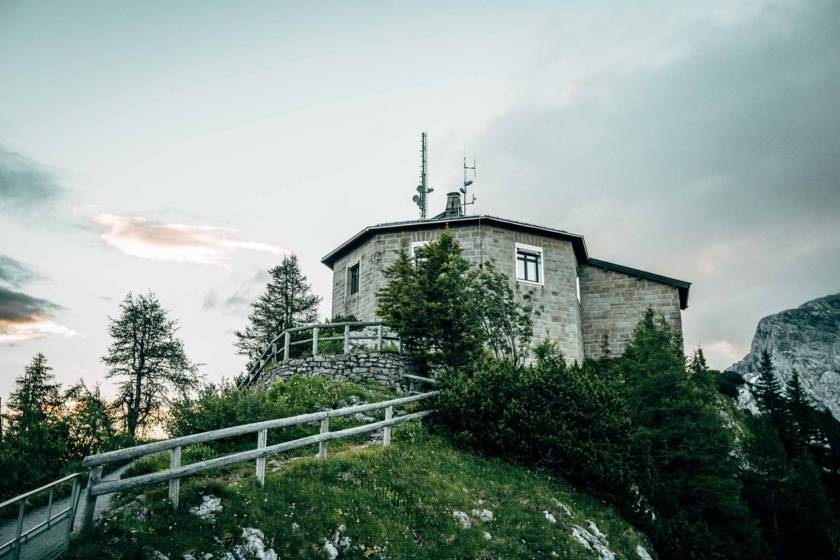 Berchtesgaden Kehlsteinhaus 9713