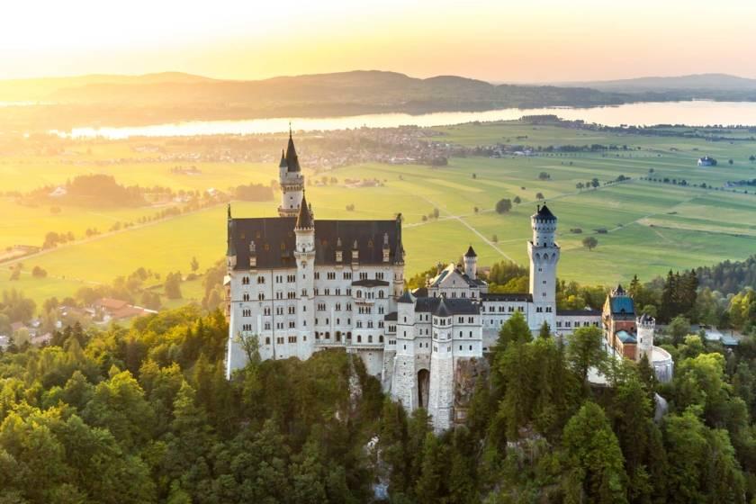 Schloss Neuschwanstein 487665180