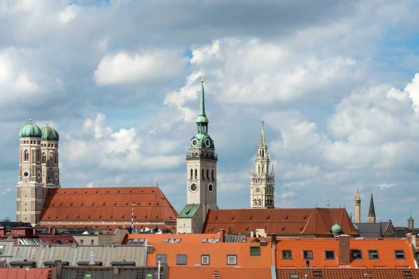 Panorama Innenstadt 2174s