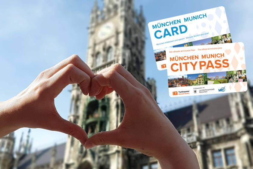 Sky 2 Karte.Munich Card Simply Munich