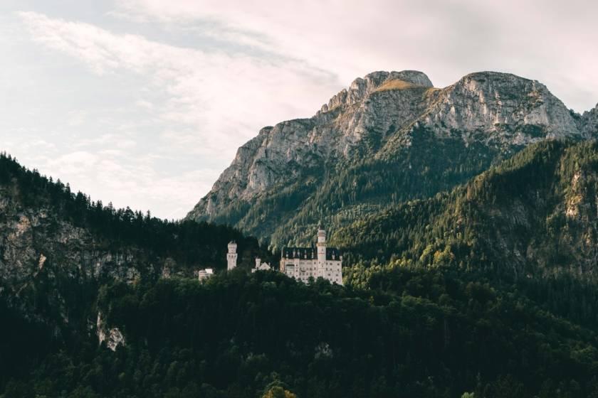 Schloss Neuschwanstein 02750