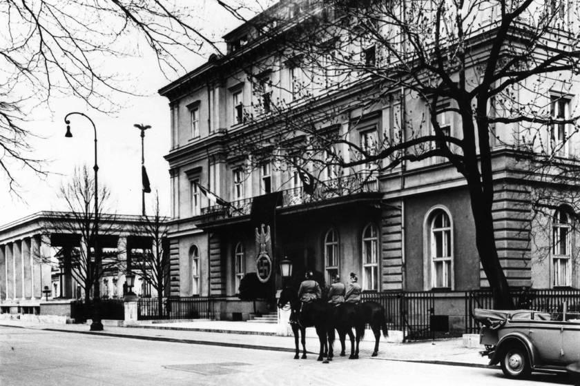Braunes Haus NS-Zeit 1935
