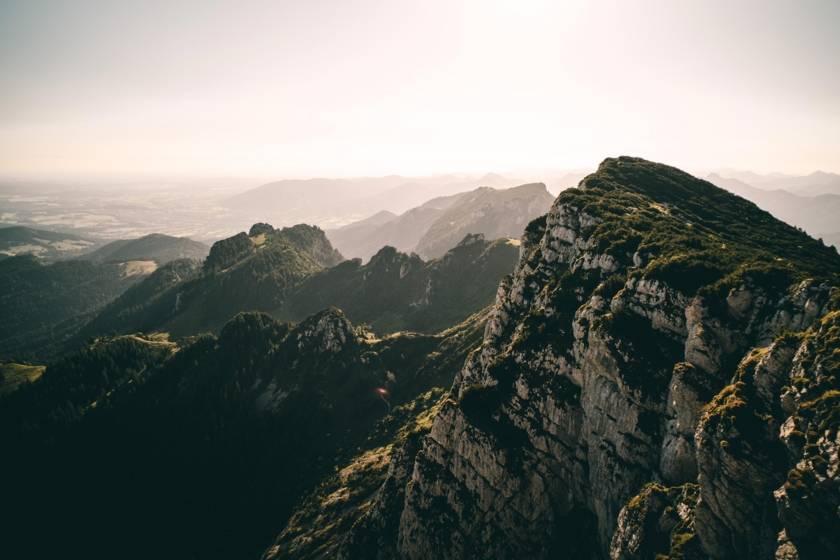 Benediktenwand Klippe