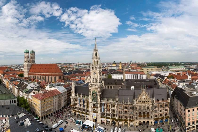 Marienplatz Panorama 2169s