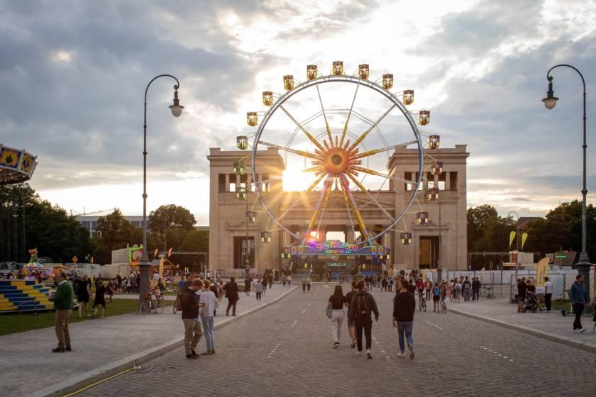 Sommer in der Stadt Königsplatz-7835-foto-frank-stolle