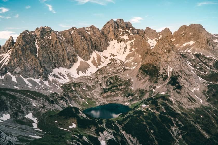 Ehrwald Drachensee