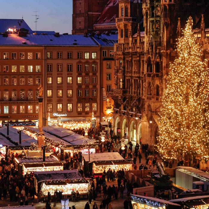 Munich Christmas Market Dates 2020 Munich's Christmas Markets | simply Munich