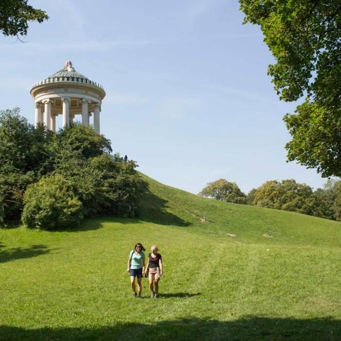 City Walks The East West Passage Simply Munich