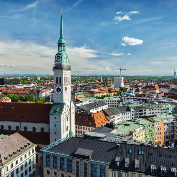 Alter Peter Simply Munich