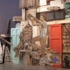 Insight into the retrospective of the New York artist Swoon, who works with silhouettes and paste-ups.