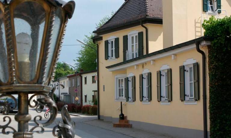 "Chalet am Schlosspark ""Zum Kurfürst"""