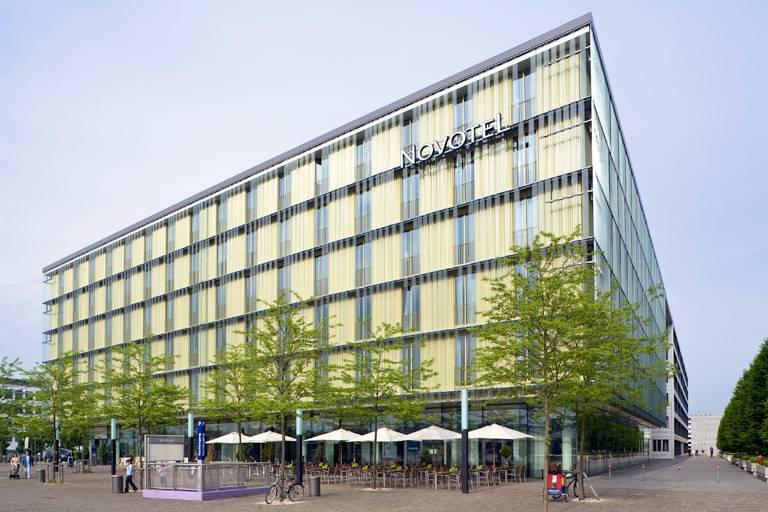Hotel Novotel München Messe