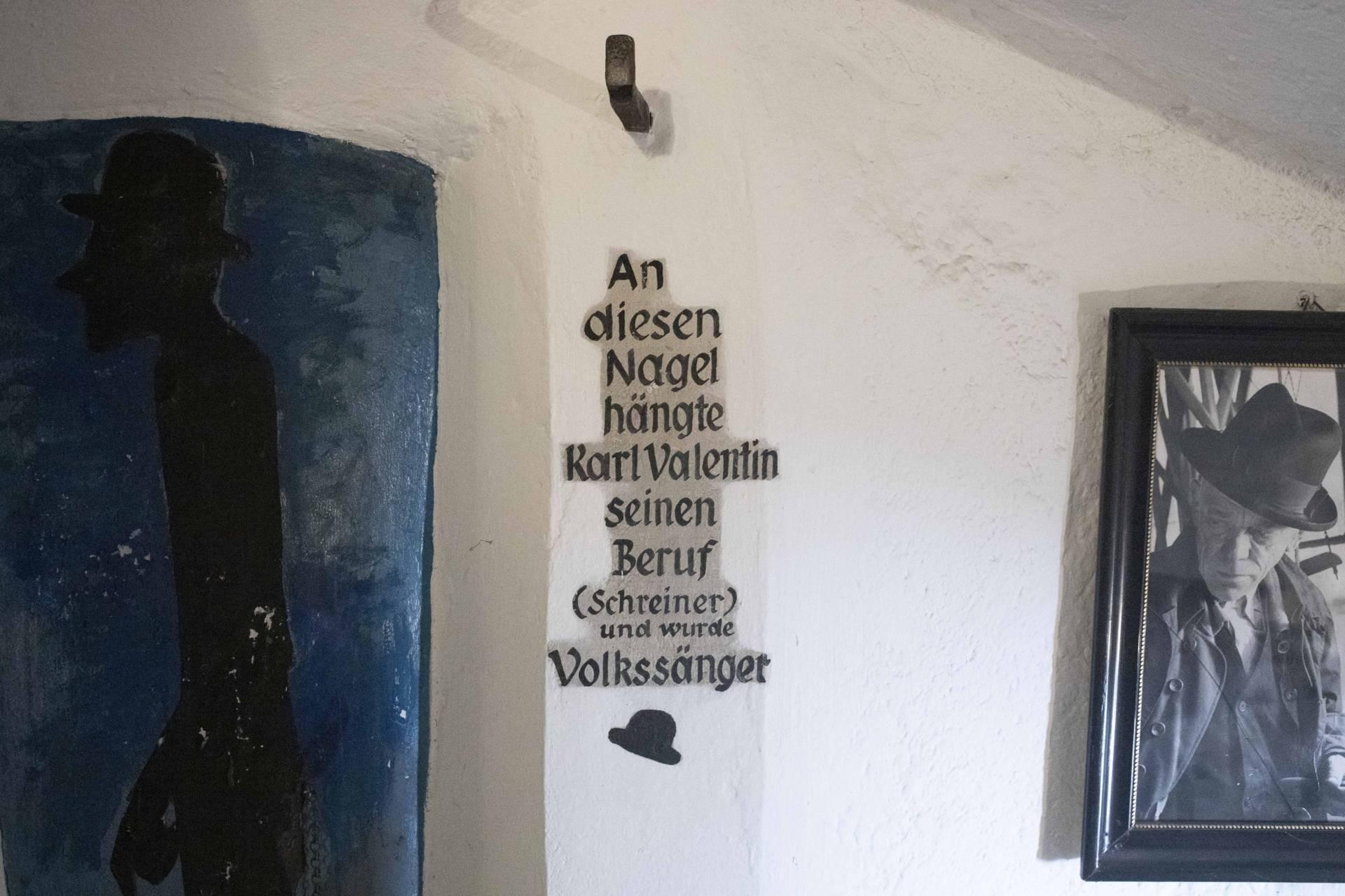 Karl Valentin And Liesl Karlstadt Simply Munich