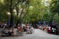 The oldest beer garden in Munich: the Augustiner Keller