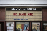The 100-year-old cinema Studio Isabella is a reminder of times gone by.