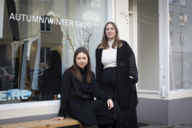 Since 2015 Katharina and Theresa have had their shop in the Glockenbachviertel.