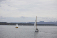 Water, wind and waves - Lake Starnberg offers all this for a proper sailing trip.
