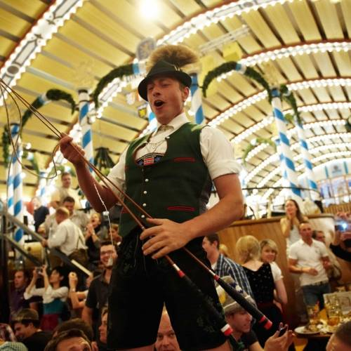 Which beer tent is the right one for me? | simply Munich