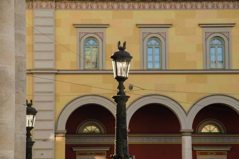 Palais an der Oper at Max-Joseph-Platz in Munich.
