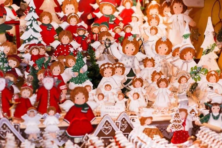 Christmas carol singing in Munich