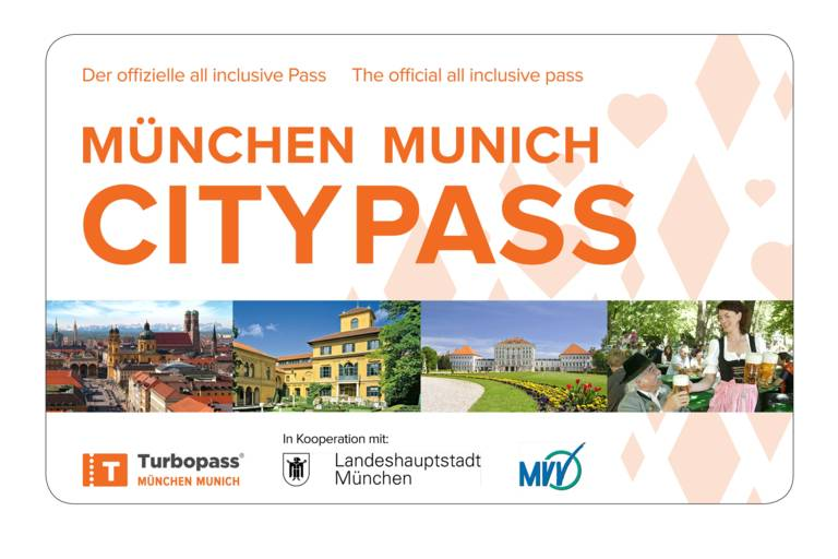 Munich Citypass the guest card for Munich.