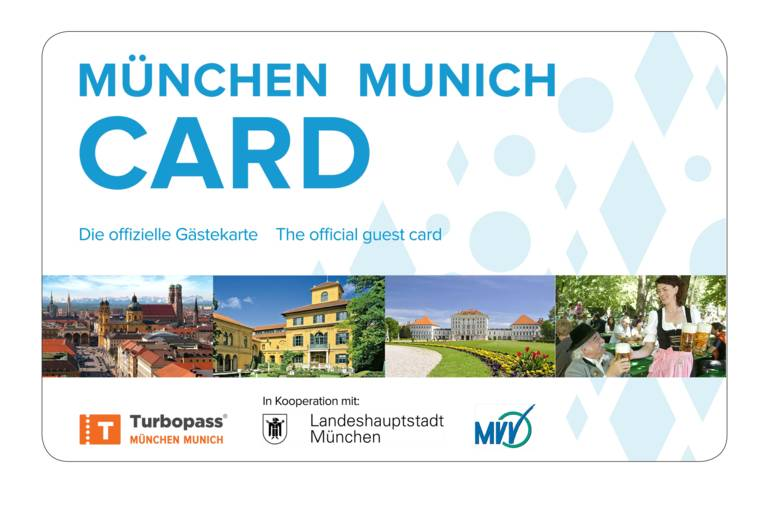 Munich Card the Guest card for Munich.